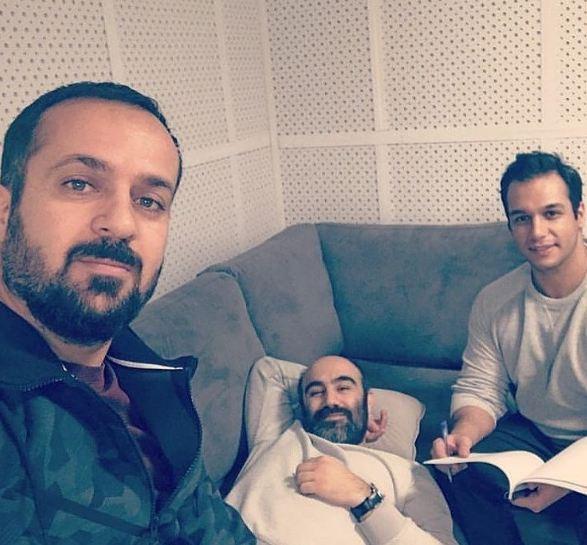 احمد مهرانفر بازیگر سریال پایتخت
