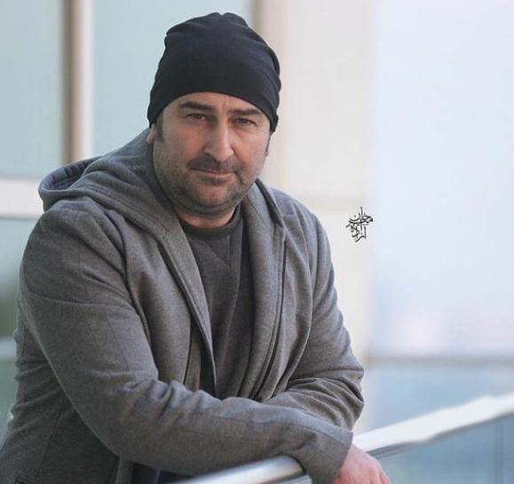 مهران احمدی بازیگر ایرانی