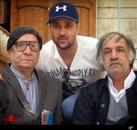 حسین محب اهری بازیگر