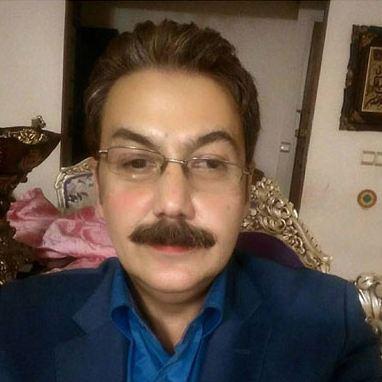 رضا حسین زاده گوینده خبر : بدون هیچ دلیلی از کار معلق شدهام!+تصاویر