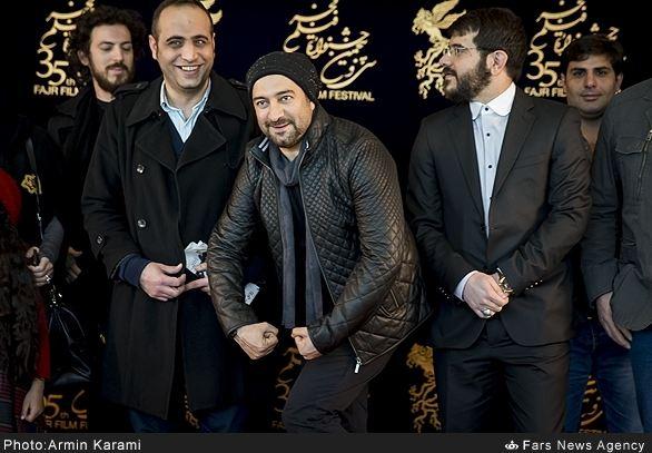 مجید صالحی در جشنواره فجر