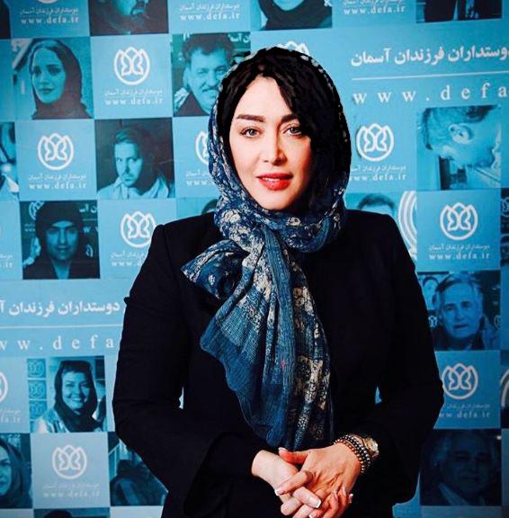 سارا منجزی بازیگر زن ایرانی