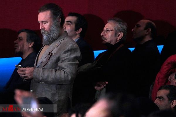 کیهان ملکی بازیگر روزگار جوانی