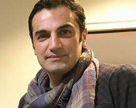 کوروش سلیمانی هنرپیشه کشورمان روحانی می شود!+تصاویر