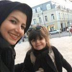 ملیکا زارعی و دخترش مانلی!+تصاویر