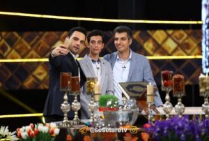 برنامه سه ستاره برگزیده های تلویزیون را معرفی کرد!+تصاویر
