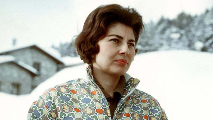 ملکه ایرانی که بعد از طلاق از همسرش بازیگر شد!+تصاویر