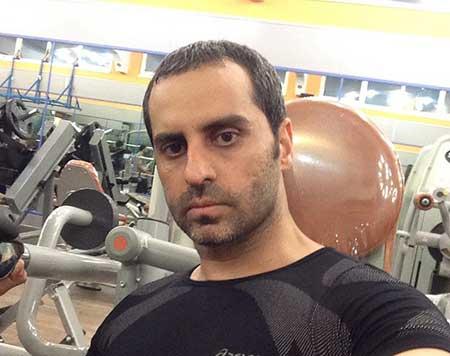 علیرام نورایی بازیگر پارکور کار از انگیزه خود برای ورزش می گوید!+تصاویر