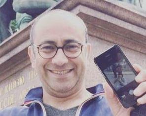 حسین سلیمانی : بابا با مرام ما دلمون بدجورى تنگ میشه!+تصاویر