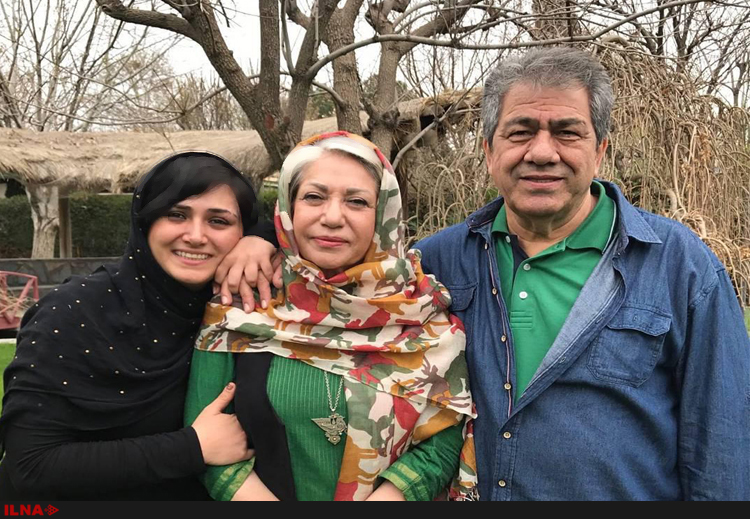 تبریک باران کوثری به مادرش رخشان بنیاعتماد!+تصاویر