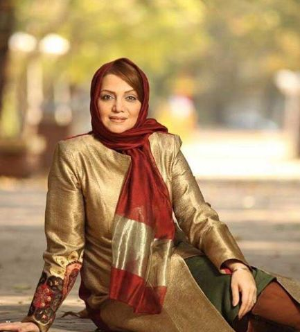 الهام پاوه نژاد و دفاع از بازیگران ایرانی که مهاجرت کرده اند!+تصاویر