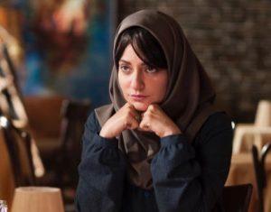 مهناز افشار از پوستر انگلیسی فیلم سینمایی گیلدا رونمایی کرد+تصاویر