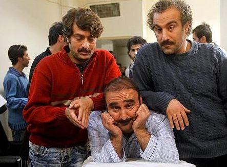 مهران احمدی بازیگر پایتخت
