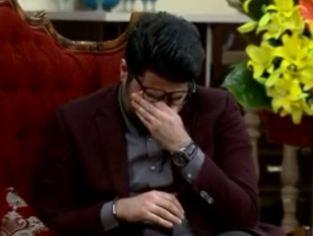 مهران مدیری اشک حامد همایون را در دورهمی درآورد!