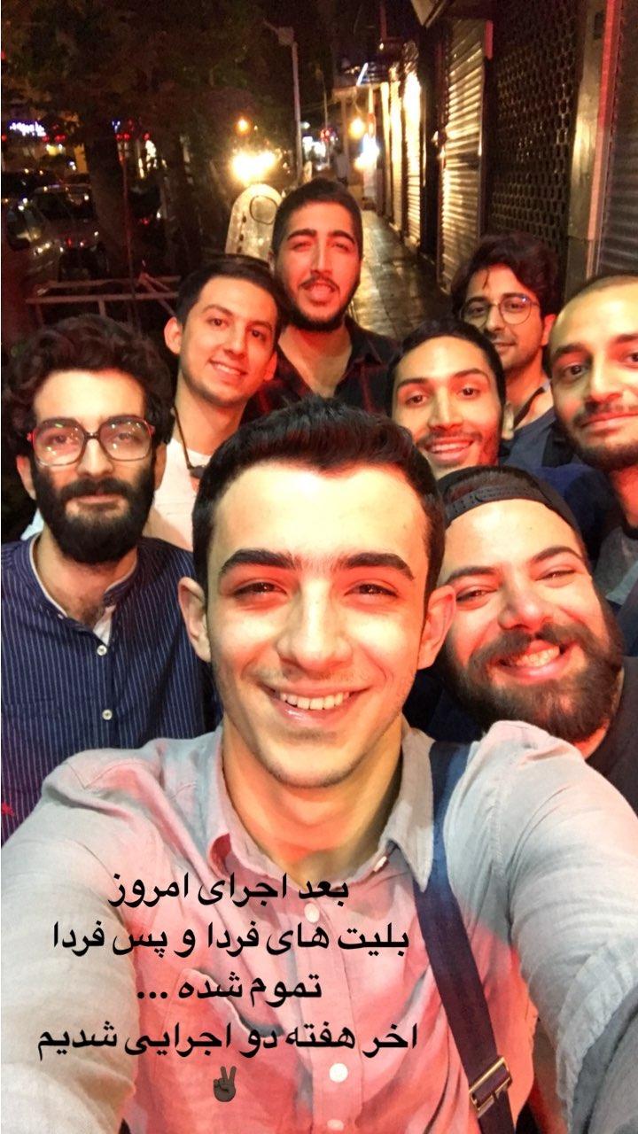 چهره ها در روز سه شنبه 9 خرداد