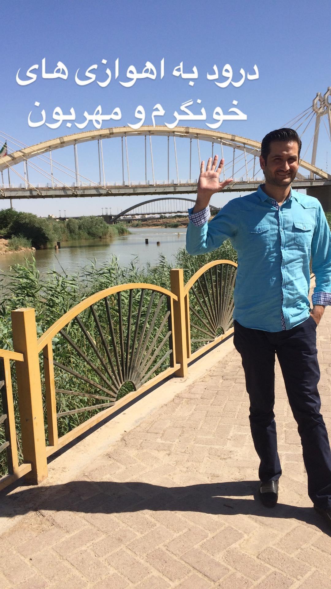 چهره ها در روز سه شنبه 2 خرداد