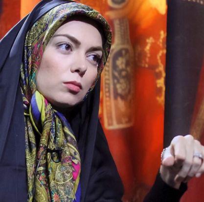 تمجید آزاده نامداری از برنامه ماه عسل و اجرای احسان علیخانی!