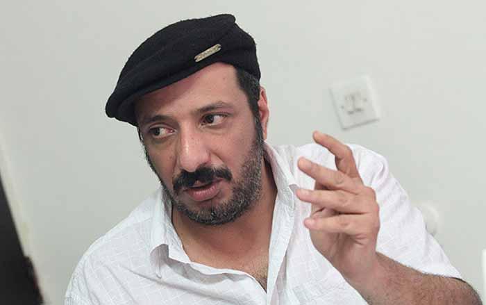 امیر جعفری بازیگر ضیافت پنالتیها : من مار گزیده شدهام!