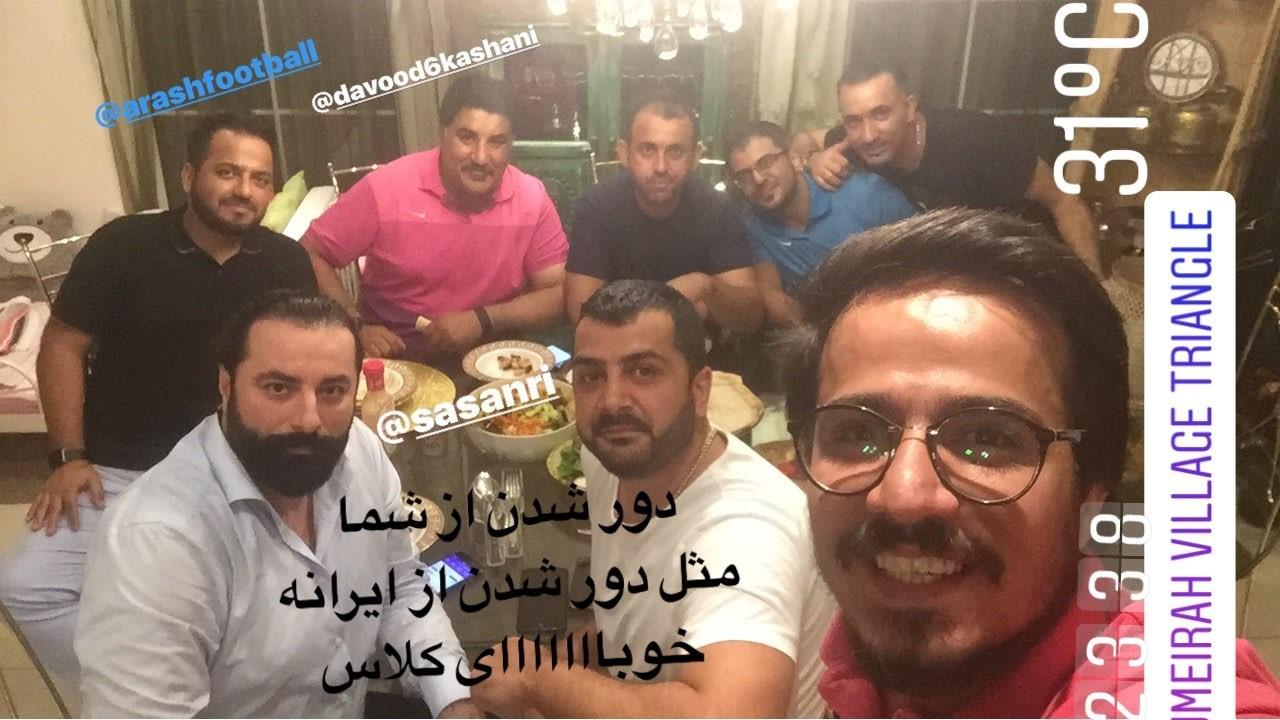 چهره ها در روز سه شنبه 16 خرداد