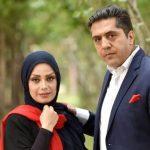 صبا راد و همسرش مانی رهنما و گردش در شهر یزد!