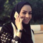 پوشش متفاوت مبینا نصیری مجری صدا و سیما در مشهد!