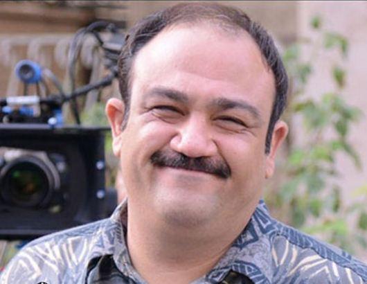 مهران غفوریان بازیگر طنز در بیمارستان بستری شد!