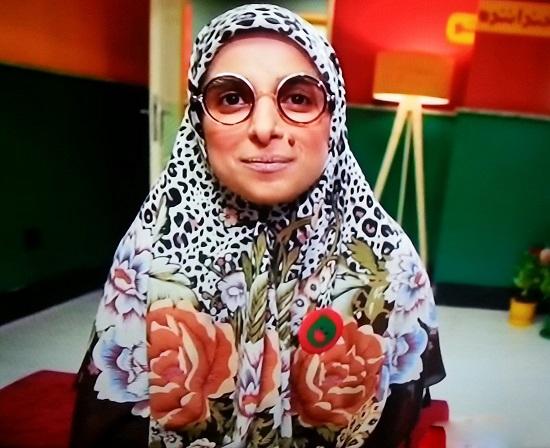 زینب موسوی شرکت کننده خنداننده شو