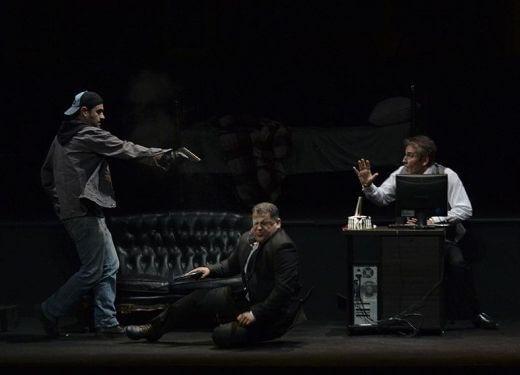 شهاب حسینی در نمایش اعتراف