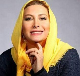 ازدواج دوم فریبا نادری بازیگر کشورمان+عکس همسرش