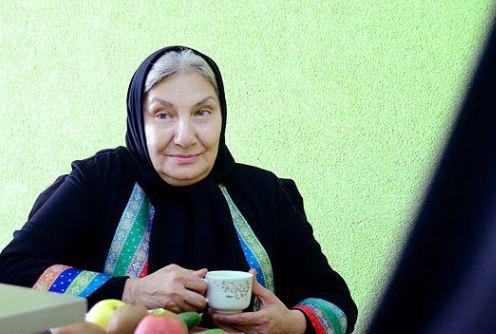 فریده سپاه منصور بازیگر