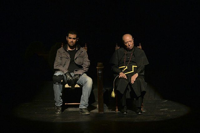 نمایش اعتراف شهاب حسینی و بازار سیاه بلیت های آن!