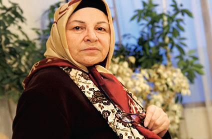 امداد رسانی اورژانس مازندران به آزیتا لاچینی بازیگر معروف!