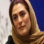 بهناز جعفری از خبرنگاران دلجویی کرد!