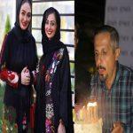 جشن تولد جواد رضویان در کنار سینماگران مشهور!