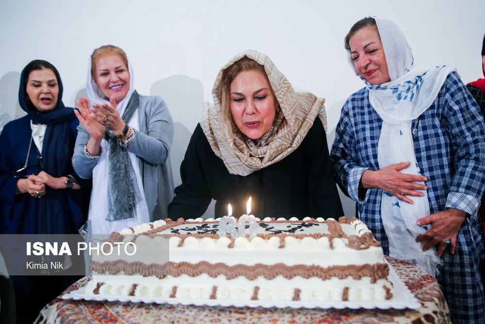 جشنتولد مهرانه مهین ترابی