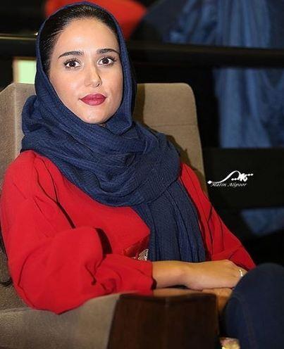 پریناز ایزدیار در اکران مردمی شهرزاد
