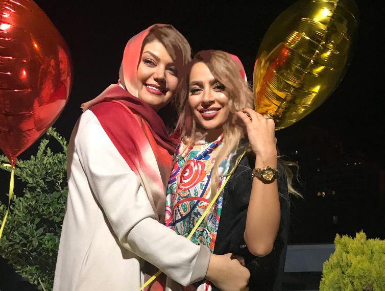 جشن تولد سی سالگی سمانه پاکدل