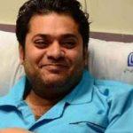 غلامرضا صنعتگر خواننده کشورمان در بیمارستان بستری شد!
