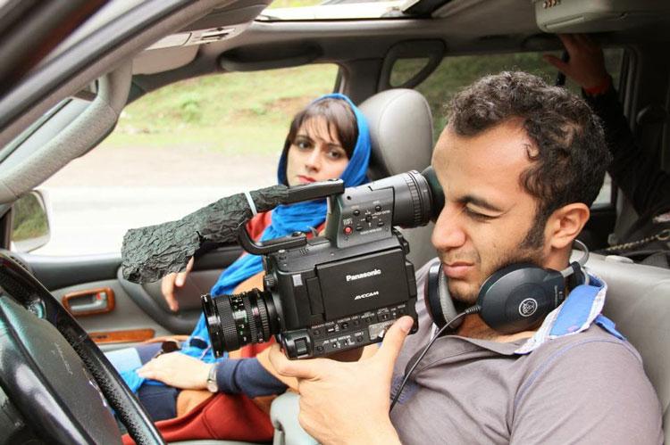 مصاحبه رضا گلزار با دنیای تصویر
