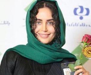 الناز شاکردوست اولین تئاترش را در تماشاخانه ایرانشهر اجرا کرد!