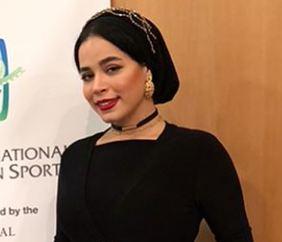 پوشش ملیکا شریفی نیا در اختتامیه جشنواره فیلمهای ورزشی میلان!