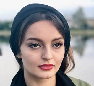 جدیدترین عکسهای پاییزی و زیبای نیلوفر پارسا
