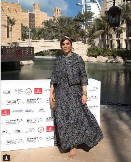سحر دولتشاهی در دوبی