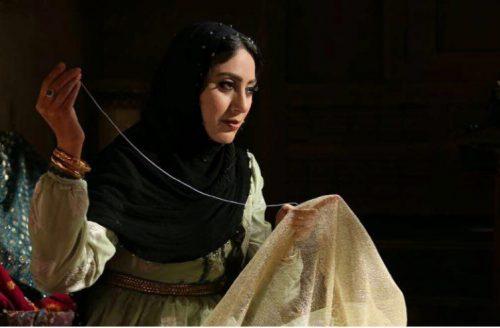 گریم مونا فرجاد در ماهورا