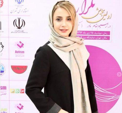شبنم قلی خانی بازیگر سینما