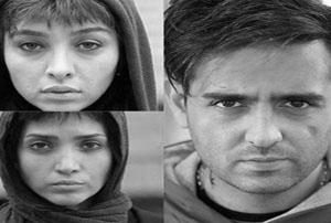 گریم متفاوت بازیگران سریال نمایش خانگی ممنوعه!