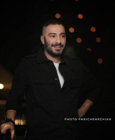 مدل موی نوید محمدزاده