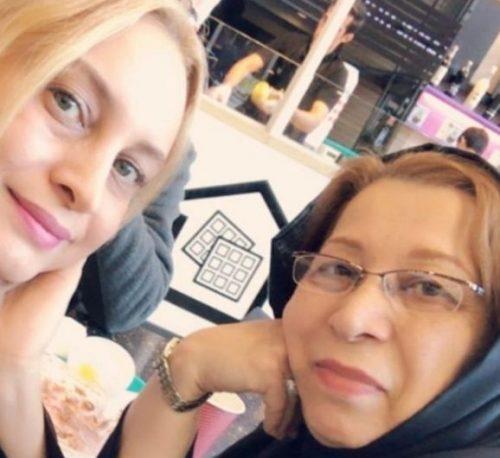 مریم کاویانی بازیگر افسانه هزارپایان