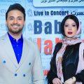 کنسرت بابک جهانبخش خواننده مشهور در برج میلاد!