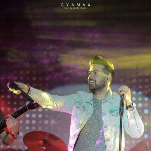 تصاویر کنسرت عماد طالب زاده خواننده پاپ در جلفا